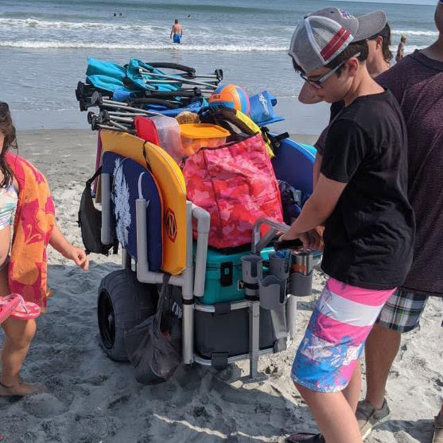 Best Beach Carts to Buy (Updated 2021)