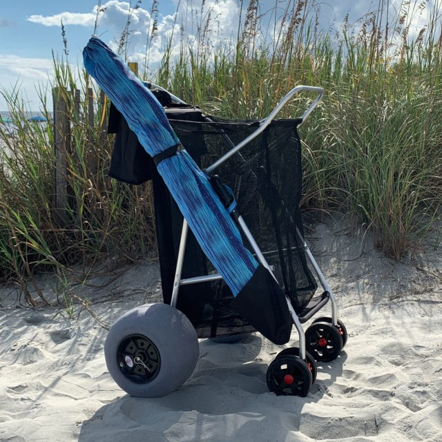 Folding Beach Cart XL